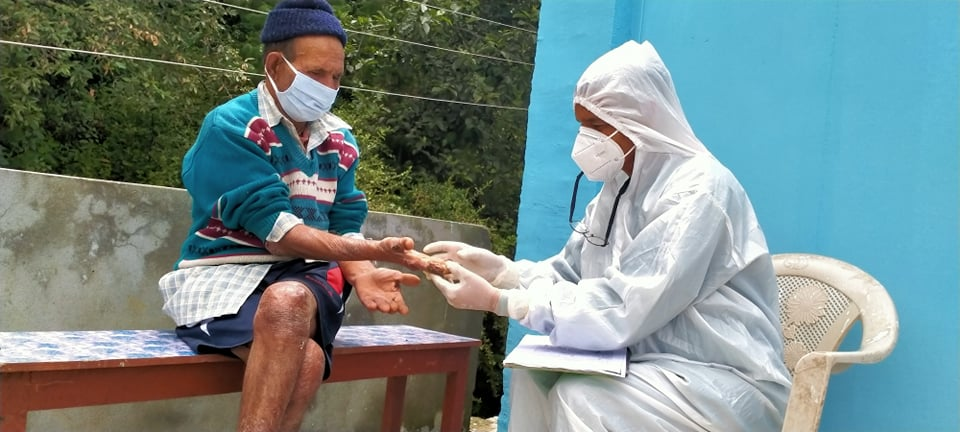 Leprosy-Services-being-provided-at-Dadeldhura-hospital-during-Lock-down