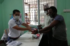 Cloth-Masks-and-soaps-provided-to-TB-patients-in-Lumbini-Provincial-Hospital-Butwal