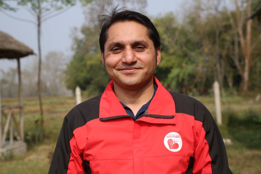 Dr. Sushil Koirala_Country Representative