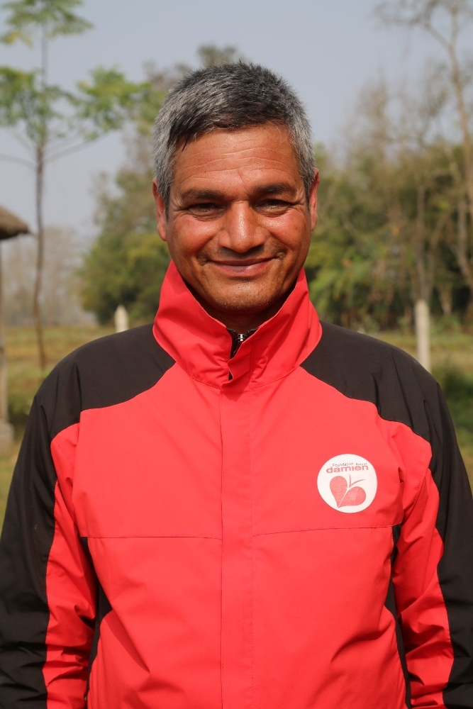 Mr. Tara Datta Pant_TB Leprosy Supervisior