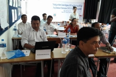 Training on Short Course Treatment and New Drugs