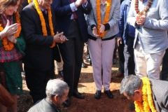 HRH-Princess-Astrid-and-Honorable-Chief-Minister-Pritivi-Subba-Gurung-lyaing-foundation-stone-for-TB-Referral-Center-during-a-ceremony_-